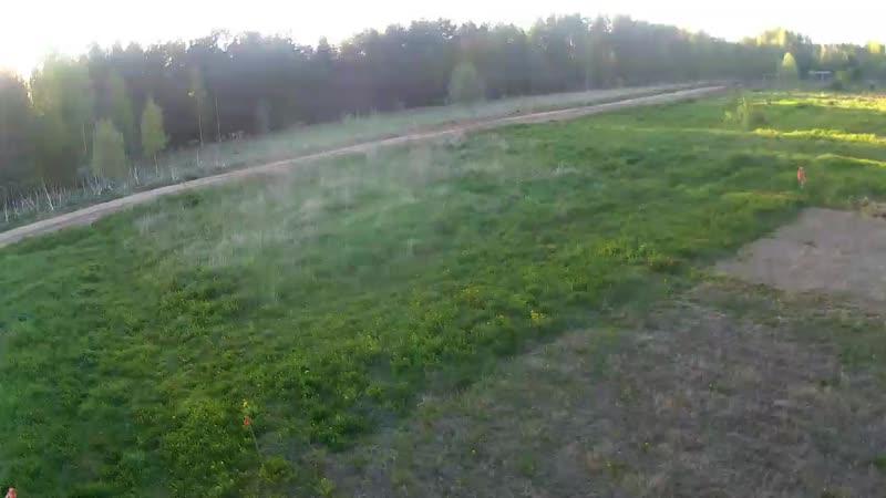 Гуки в кустах захватили дрон