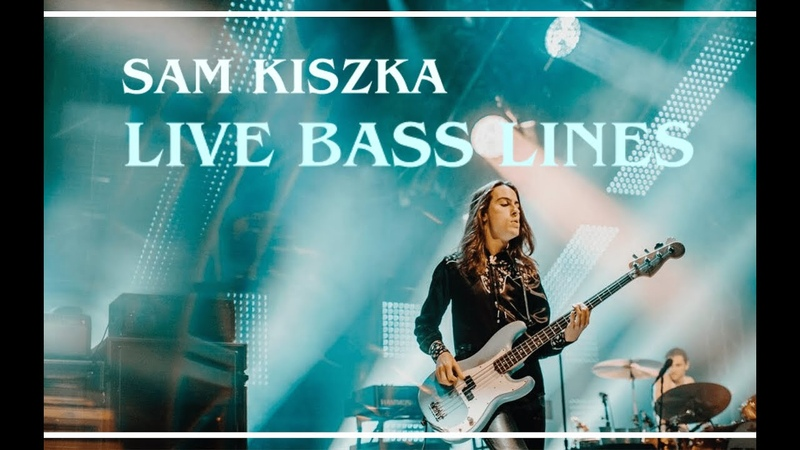 TOP 3 Bass Lines Sam Kiszka Greta Van Fleet