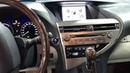 Lexus RX450 один из элементов защиты от угона - блокиратор коробки переключения передач Мультилок