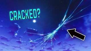 Best Rocket POV! Why The Sky Is Cracked In Fortnite Battle Royale - Fortnite Flat Earth