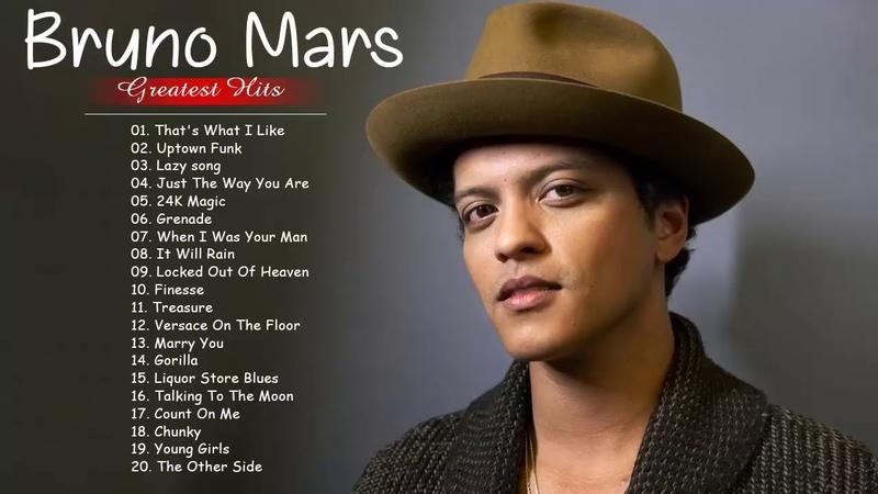 브루노 마스 음악모음 Bruno Mars Best