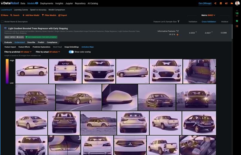 DataRobot представила Visual AI — визуальный искусственный интеллект, изображение №1