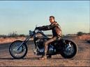 Depeche Mode Mickey Rourke Behind the wheel
