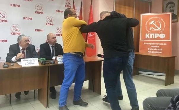 Как КПРФ в Татарстане «закусилась» с врагами и товарищами