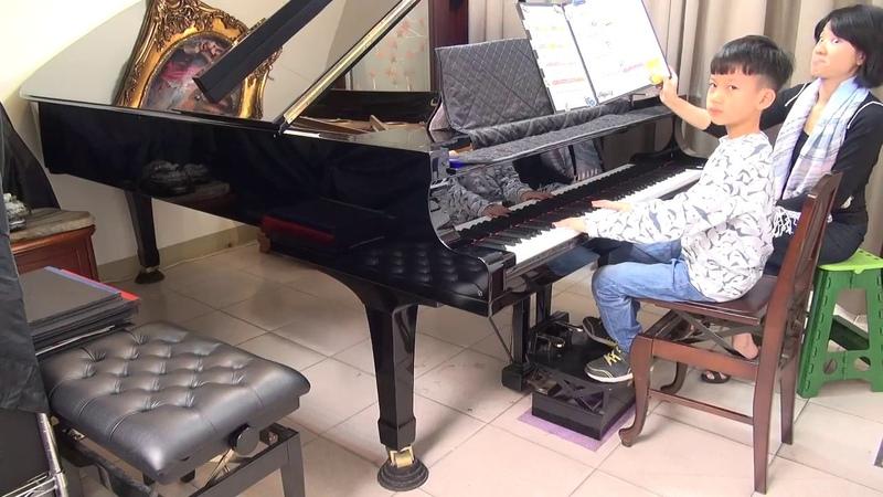 (王郁祺之子-張歐柏斐)(頭家國小)20171227(練習篇050)F. CHOPIN C sharp minor(Fantaisie-Impromptu op. 66)蕭邦幻想即33