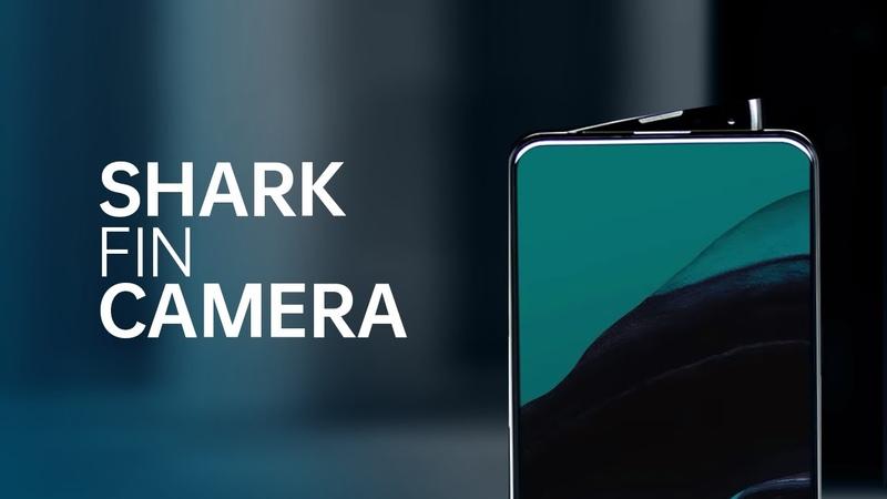 OPPO Reno2 - Shark-Fin Rising Camera