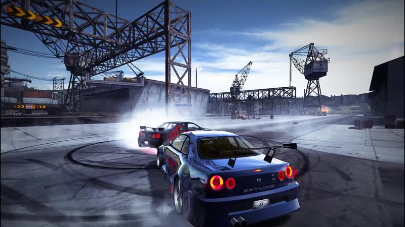 NFS World 💥 Drift 💥 Nissan NISMO and Skyline V-spec