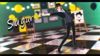 【MMD文スト】Sugar【中原】