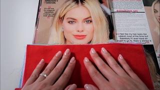 Celebrity Color Analysis ○ ASMR ○ Magazine ○ Fabrics ○ Page Flipping ○ Soft Spoken