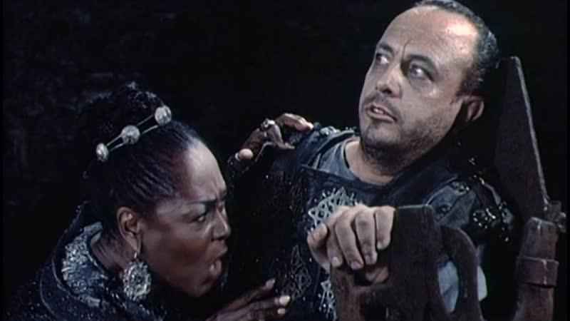 Macbeth Shirley Verrett Leo Nucci Veriano Luchetti Samuel Ramey Riccardo Chailly 1987