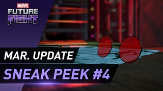 [MARVEL Future Fight] Mar. Update Sneak Peek #4