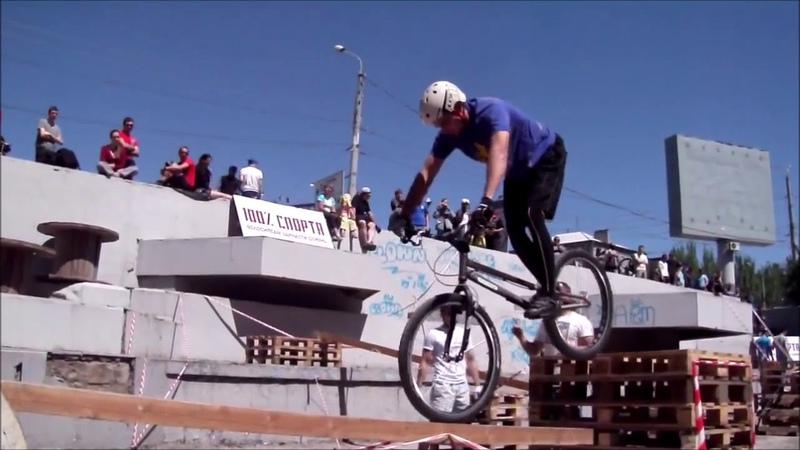 Biketrials 2012 in Rostov on Don