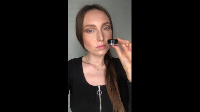 Бомбезный макияж со стрелками 😻