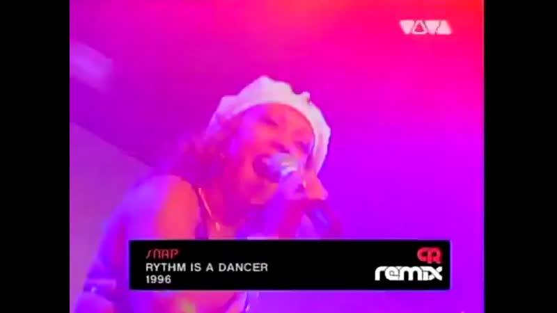 Snap - Rhythm Is a Dancer (Live @ VIVA Club Rotation)