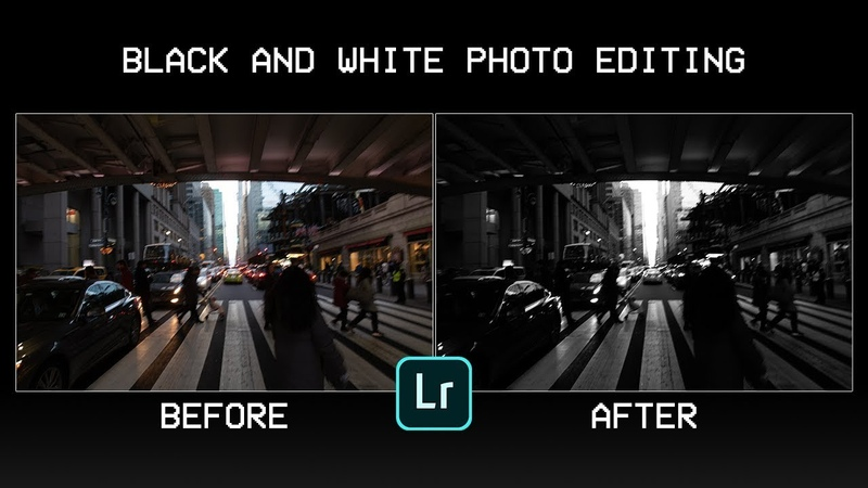Adobe Lightroom The Power Of Black White Photo Editing