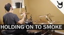 Justin Wunderlich - Motionless In White - Holding On To Smoke (Drum Cover)