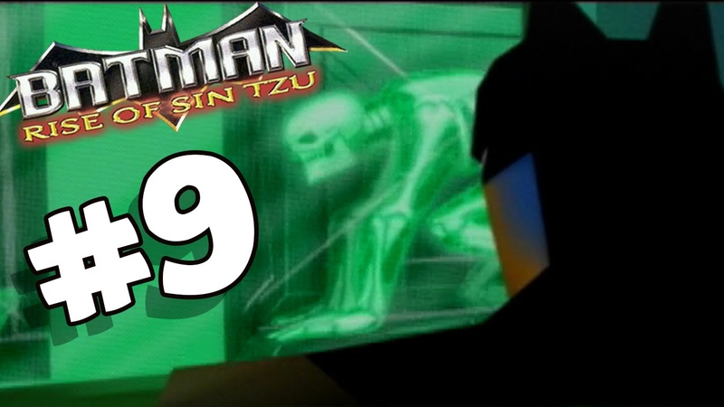 Batman Rise of Sin Tzu Under Gotham PART 9