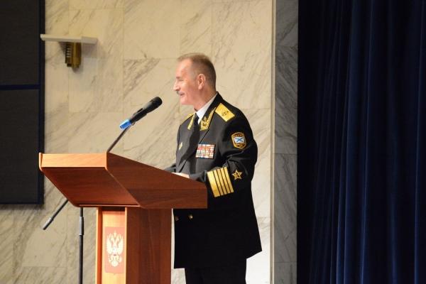 День памяти адмирала Советского Союза Николая Кузнецова состоялся на Поклонной горе