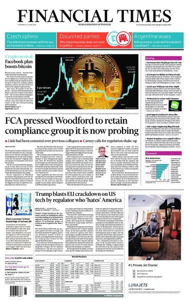 Financial Times UK - June 27, 2019