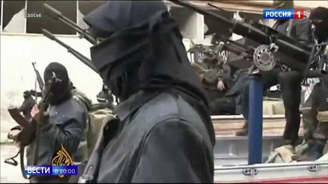 Вести в 20:00 • Командование Ан-Нусры уничтожено: ВКС РФ разбомбили штаб террористов в Сирии
