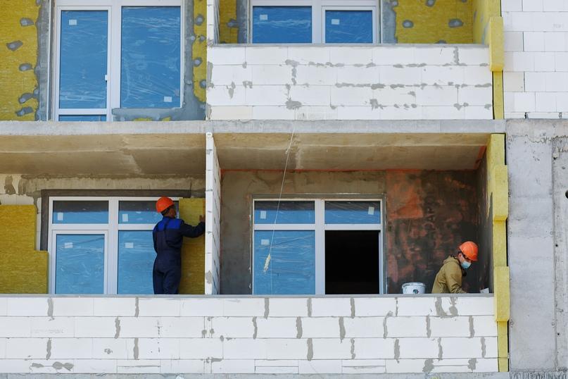 Отчет о ходе строительства ЖК «Апрель» май 2020, изображение №2