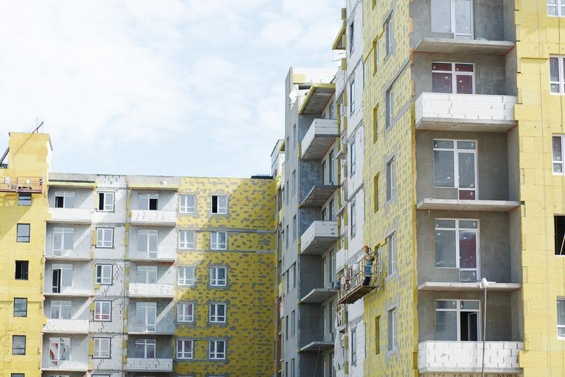 Отчет о ходе строительства ЖК «Апрель» май 2020, изображение №13