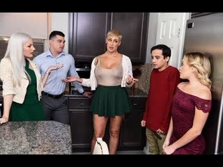 Brazzers big moom eating out for thanksgiving ryan keely ricky spanish