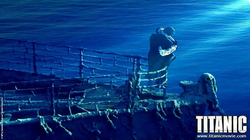 Trilha Sonora Final de Titanic por James Horner