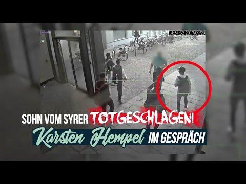 Sohn vom Syrer totgeschlagen Karsten Hempel im Gespräch