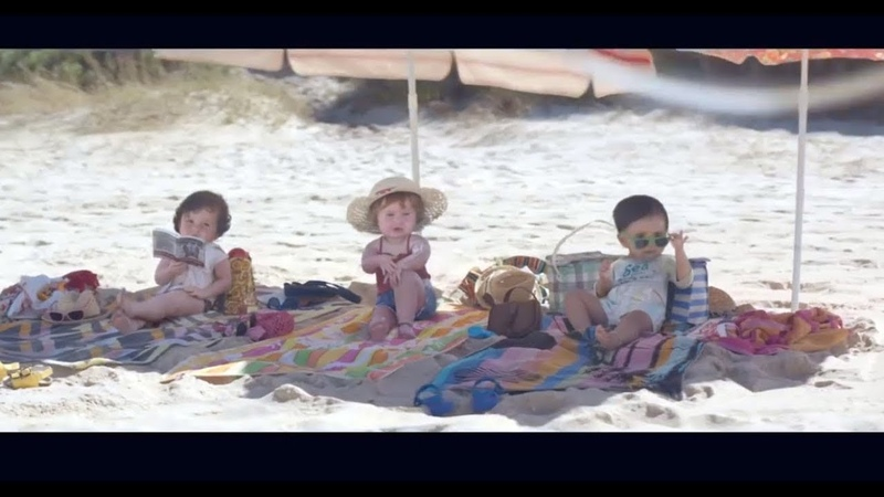 ❤ Live Young - Funny ad with evian Baby Bay ( HD )