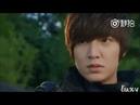 Lee Min Ho ♥ Lee Yoon sung of City hunter cr. liuxy