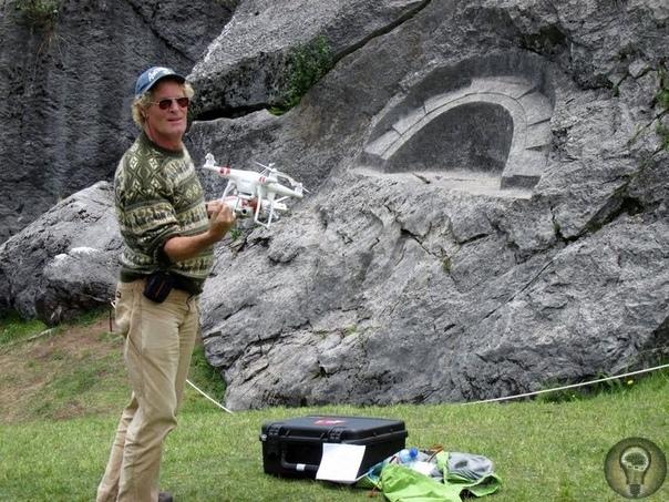 Загадочный «Лунный камень» в Перу