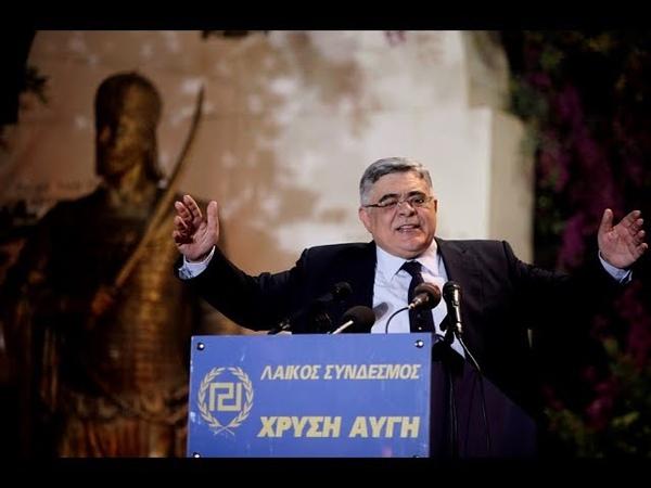 Η συγκλονιστική ομιλία του Νικολάου Μιχαλολιάκ 959