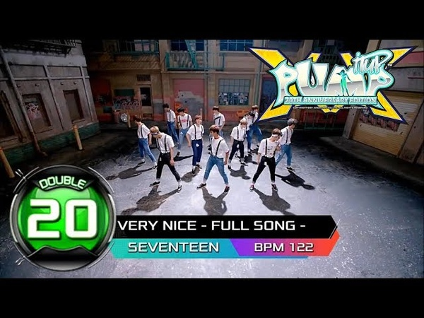 [PUMP IT UP XX] Very Nice (아주 NICE) Full Song D20 ✔