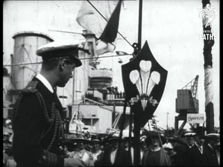 Welcome Home Prince Of Wales (1922)
