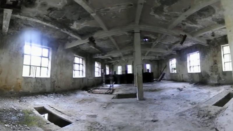 VR фильм о бывшем лагере Бутугычаг