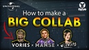 How to make a BIG COLLAB 2 (ft. MANSE WILDVIBES) - FL Studio