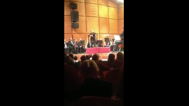 24 25 27 05 2012 Milano Italy Bruch Violin Concerto Smooth Criminal