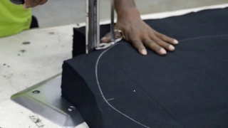 Fabric Cutting Process in a Typical Bangladeshi Garment Factory