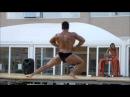 Francesco Ivan Mastria esibizione di Bodybuilding Prod by Kvyatkovskiy Igar