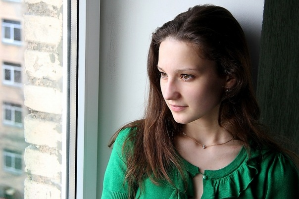 Анастасия Касилова Голая