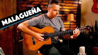Malagueña - Flamenco Guitar - Ben Woods