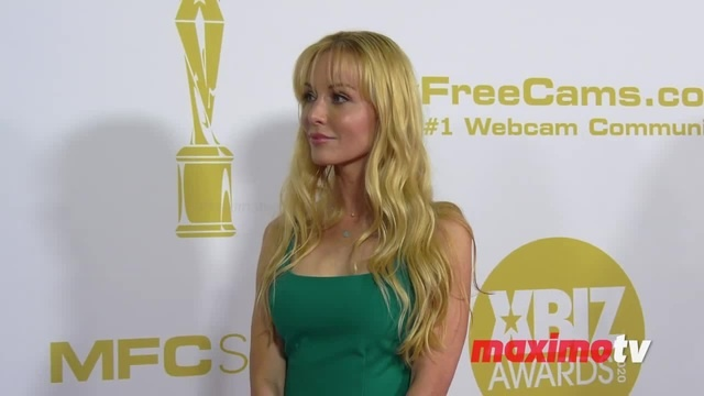 Kayden Kross 2020 XBIZ Awards
