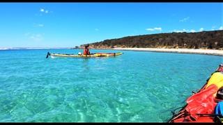 Kangaroo Island sea kayak crossing - Part 2: Cape Jervis to Ballast Head