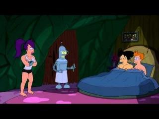 Futurama: Bender is suprised, Episode 6 Season 7