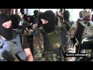 Украина Киев  со всех уголков мира на Украину прут все больше иностранных боевиков.