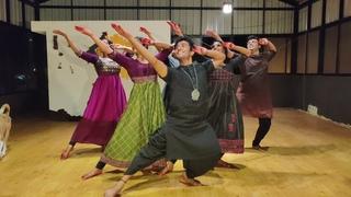 Aayana Dance Company - Ghoomar