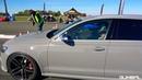 650HP Audi RS6 Avant C7 vs 950HP GAD MOTORS Mercedes AMG GLC63 S Авто