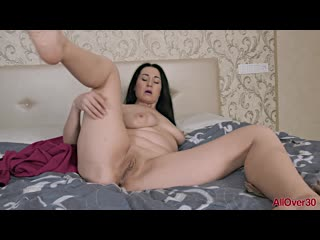 [AllOver30] Tiffany Cane - Mature Pleasure Mature, Solo, Posing, Big Tits, Masturbate