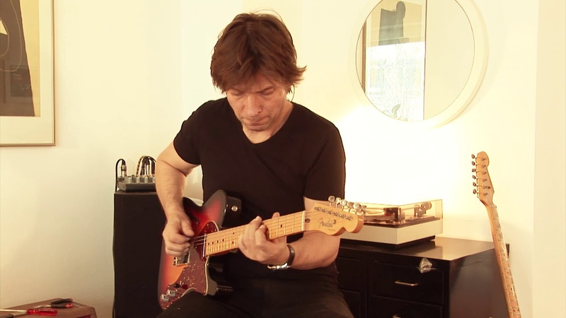 2012 Fender Custom Shop 50's Thinline Relic